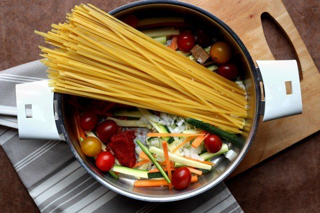 Schnell & easy: One-Pot-Pasta