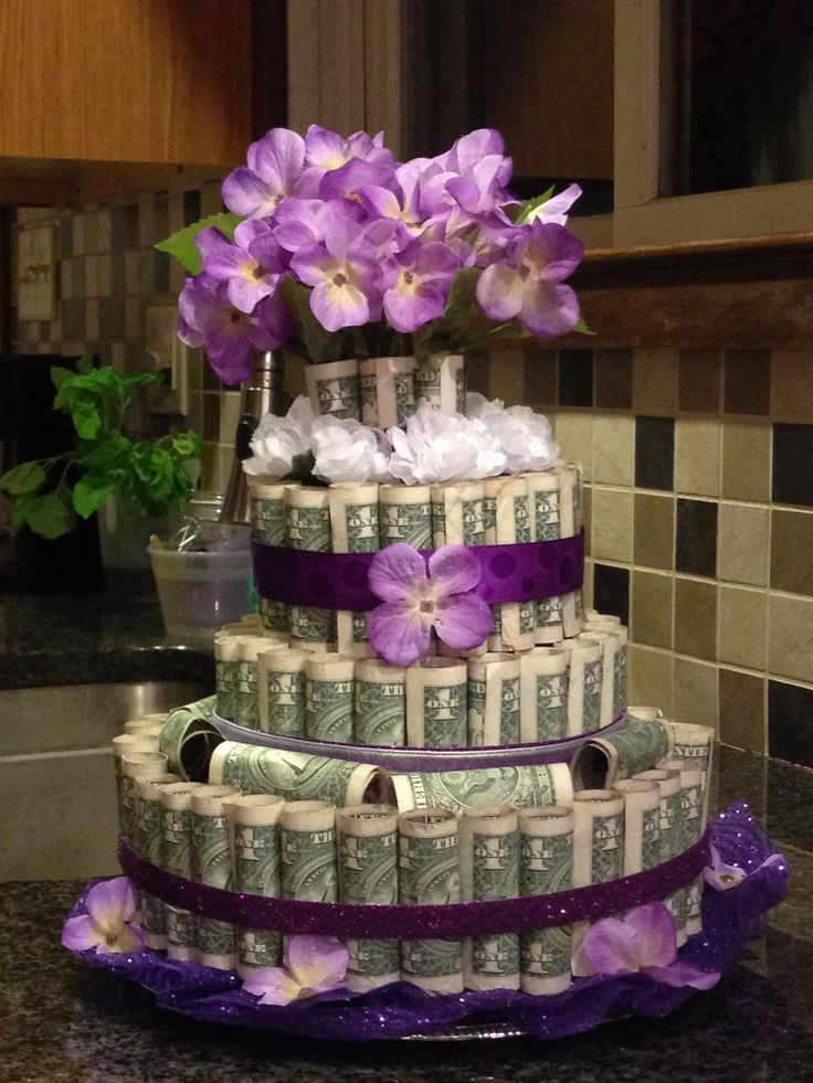 Cake Design For Mother In Law : 17 Best images about Gifts - Money Trees, Cakes, etc. on ...