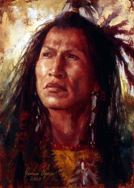 Great Distinction | Blackfoot | James Ayers Studios