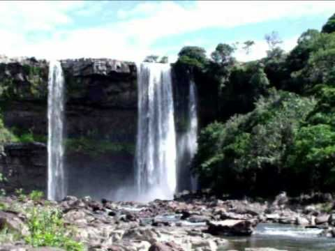 Gran Sabana - Campamento Kama Merú - Colsonos - Parque Nacional Canaima - INPARQUES - Venezuela - Diciembre 2.009