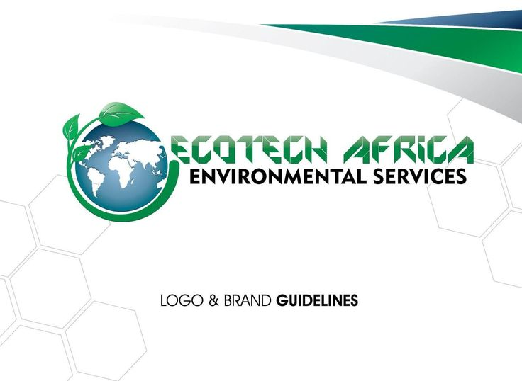 #ClippedOnIssuu from EcoTech Africa Logo & Brand Guidelines 2016