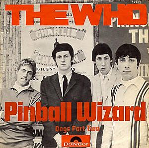 The Who (Pinball Wizard) (1969)