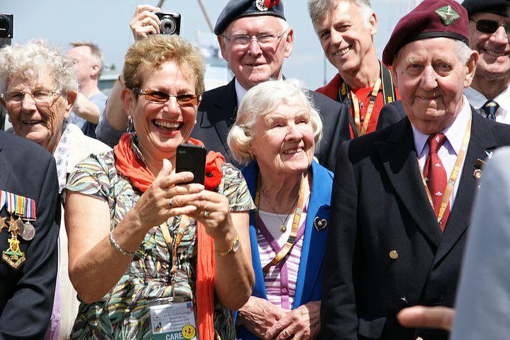 d-day 70th anniversary torquay
