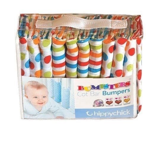 Hippychick Bumpsters Cot Bar Bumpers Large 10pk