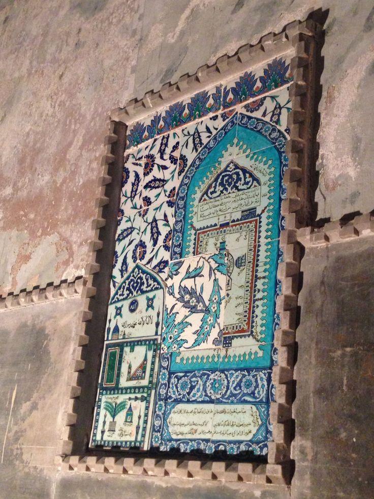 The mosaic?!?