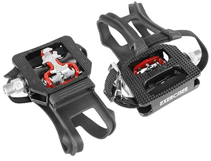 Wellgo Wpd E003 Shimano Spd Compatible Spin Bike Pedals Review