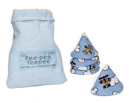 PEE-PEE TEEPEE! I'm done having kids, but the next boy baby shower I go to, this will definitely be one of the gifts. LOL!