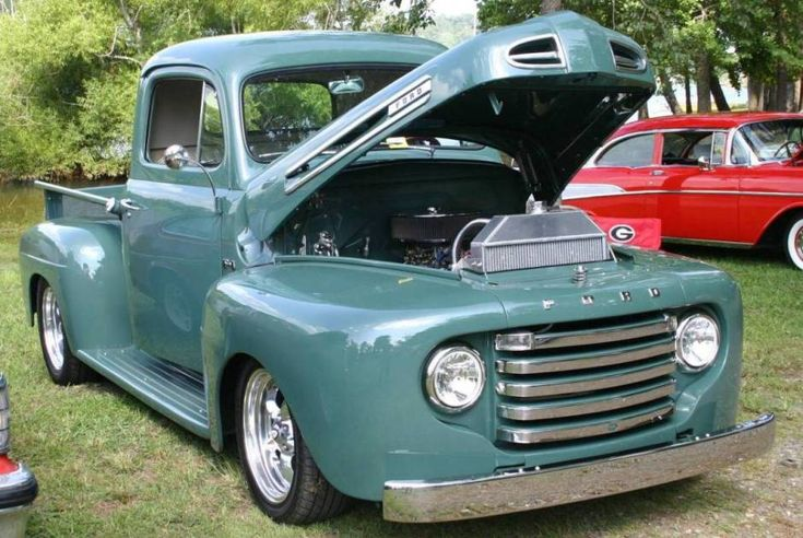 Truck Vintage Classic Ford   Classic Ford Trucks