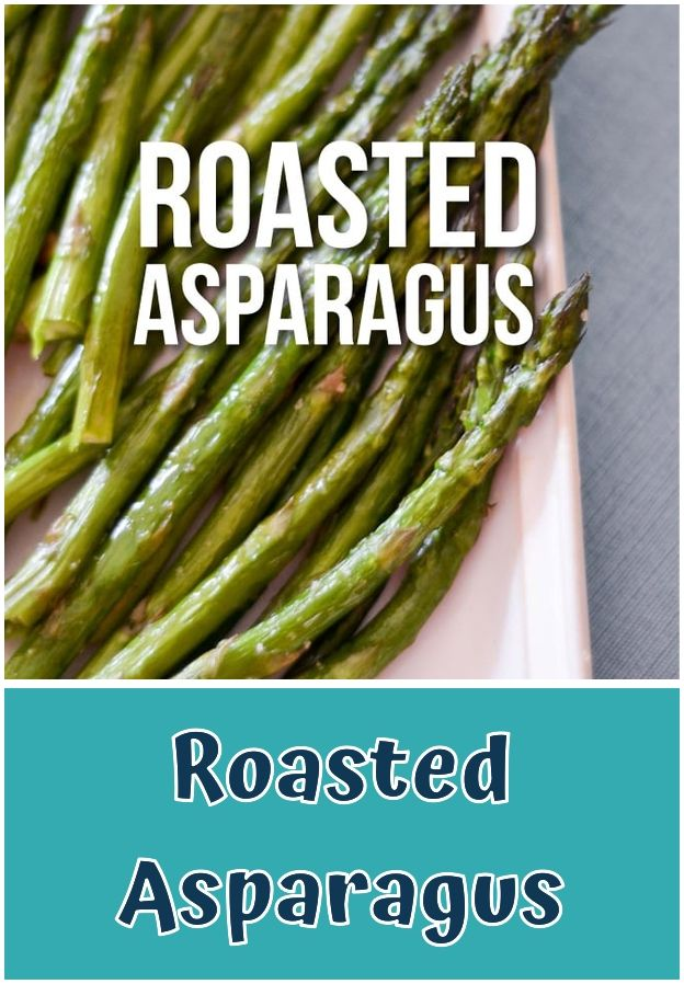 Roasted Asparagus Everyday Shortcuts To Tasty Food Simple