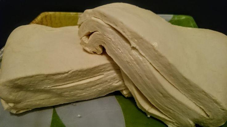 Вкусное слоеное тесто рецепт Секрета быстрого приготовления