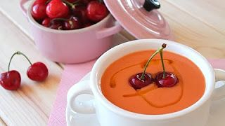 gazpacho de cerezas - YouTube