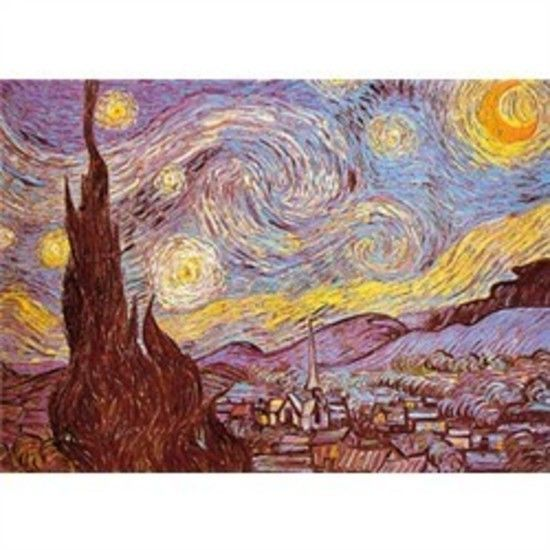 Buy Ravensburger - Van Gogh: Starry Night Puzzle - 1500pc