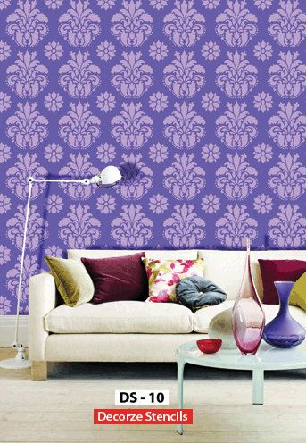 122 best Ideas for the House images on Pinterest Wall stenciling