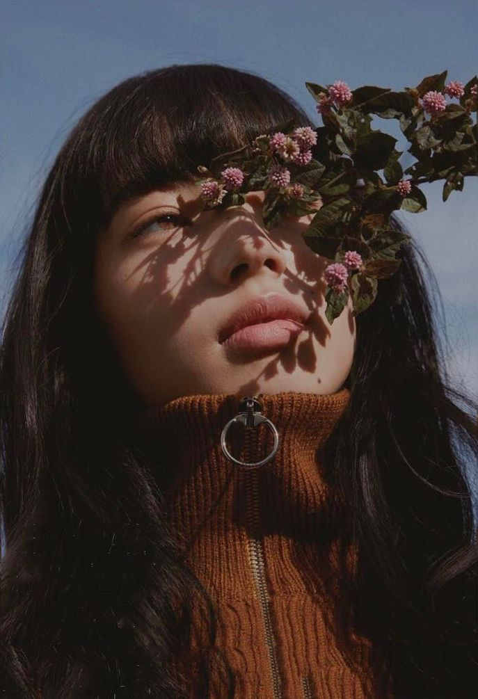 Nana Komatsu for Harper's Bazaar Magazine China March 2017.
