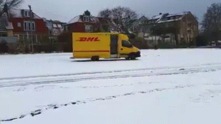 Warum kommen meine Pakete nicht an? DHL!