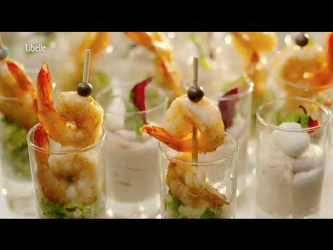 Amusecombi - set van 3 amuses - recept - YouTube