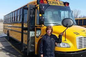 Image result for images of school bus drivers