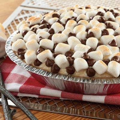 VeryBestBaking.com | Gimme S'More Pie
