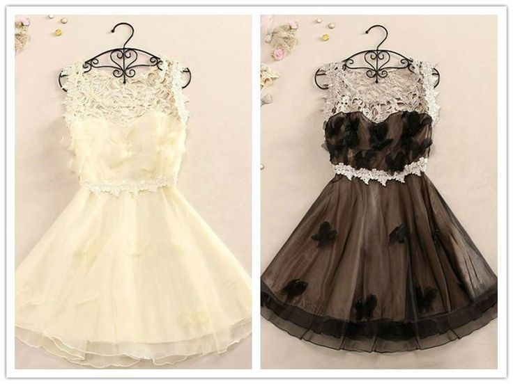 Love these cute cocktale prom dresses clothes style fashion pinte