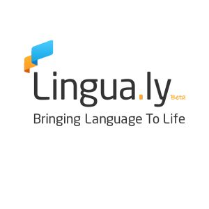 Lingua.ly language-learning startup.