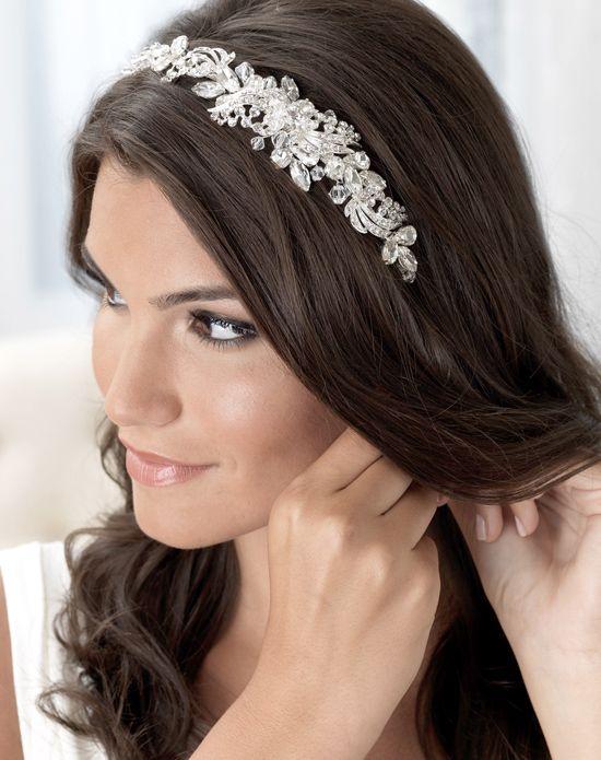 Lucy Crystal & Rhinestone Headband