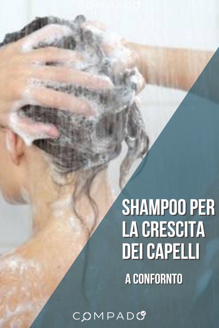 Bien-aimé Oltre 25 fantastiche idee su Shampoo per la crescita dei capelli  YL73