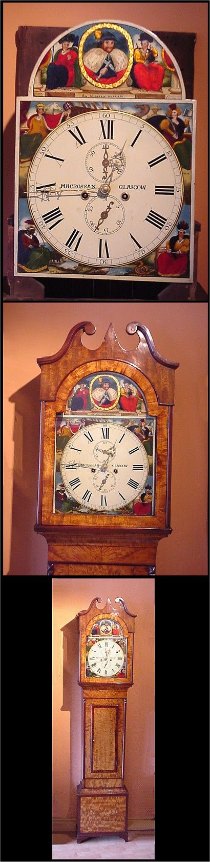 Antiques For Sale, UK Fairs Diary, Antique Shop/Dealer Directory and Antique  Furniture - 43 Best Antique Longcase / Grandfather Clocks Images On Pinterest