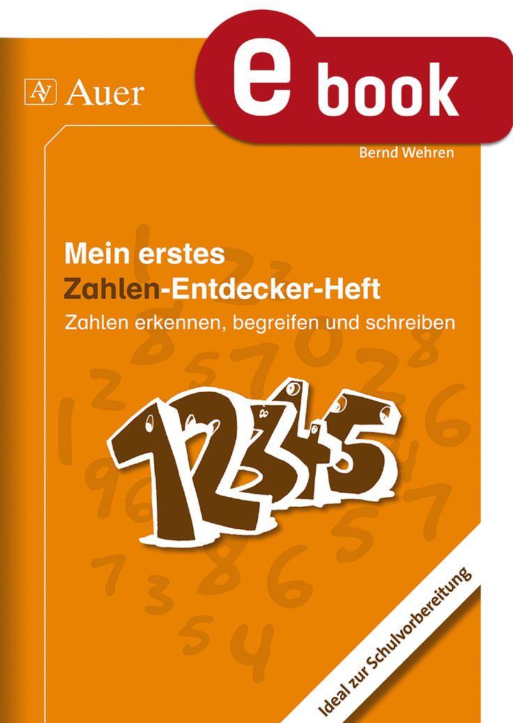 Zahlen-Entdecker-Heft | unterrichtsmaterialien24.de
