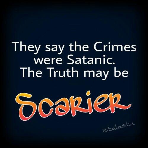 Crimes Versus Truth