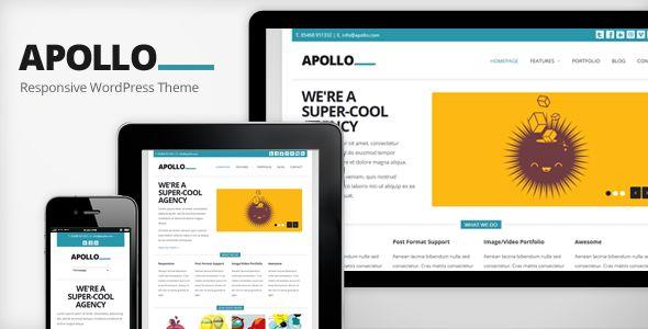Apollo - Responsive WordPress Theme