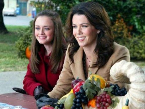 How to do Thanksgiving like a Gilmore Girl