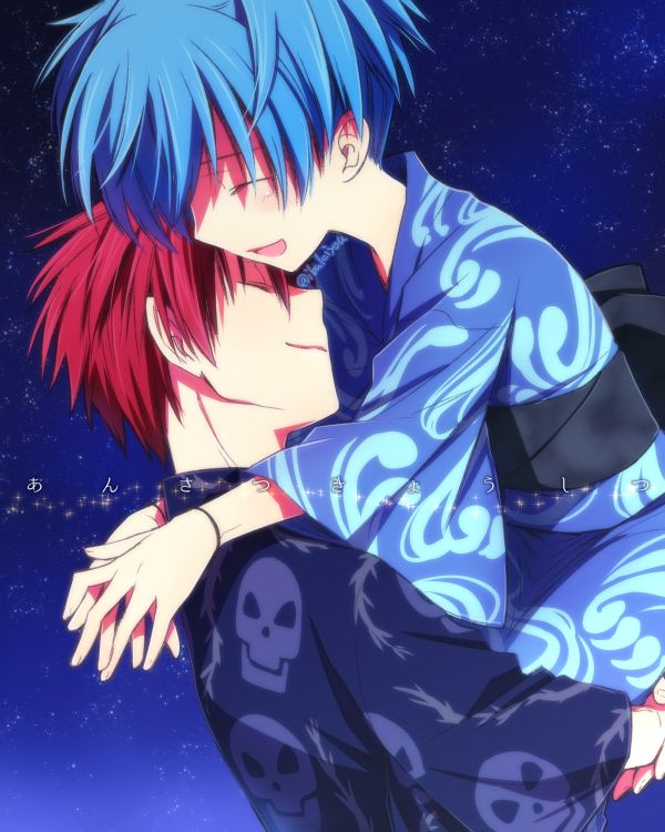 472 Best Images About Assassination Classroom On Pinterest