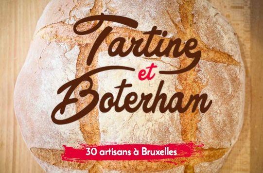 Site sur les boulangeries-pâtisseries artisanales à Bruxelles