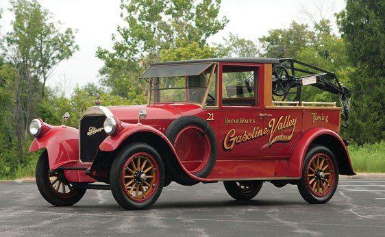 1921 Pierce Arrow Tow Truck