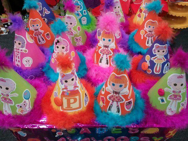 "Photo 1 of 37: Lalaloopsy Party / Birthday ""JADE'S LALALOOPSY 6TH B-DAY PARTY"" | Catch My Party"