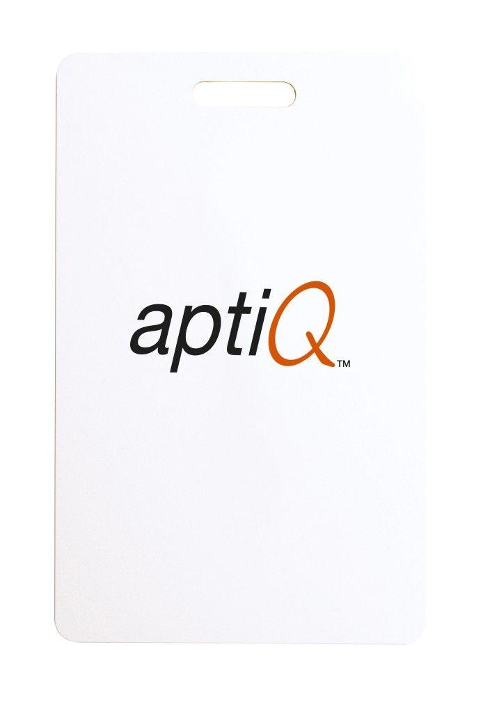 Vertical credentail #aptiQ
