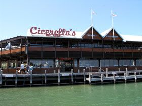 Best Fish & Chips in Mandurah - Exterior view with jetty