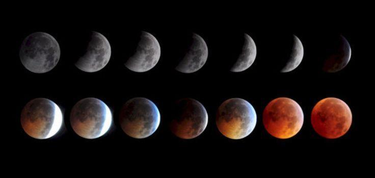 Lunar Eclipse   Eclipse Lunar Penumbral el 25 de Mayo 2013 ~ Que esta ocurriendo?