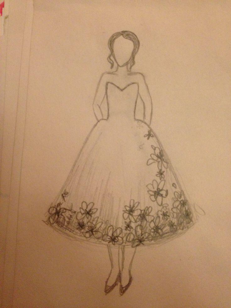 #dress #design #fashion