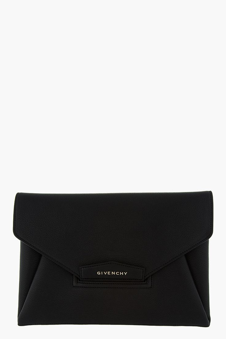 GIVENCHY Antigona Envelope Clutch: Envelope Clutch, Antigona Envelope