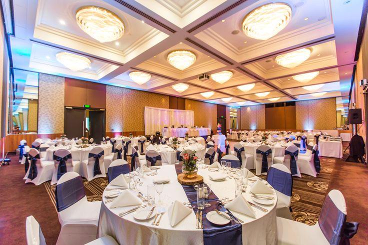 Reception in the Ballroom, Shangri Hotel Cairns