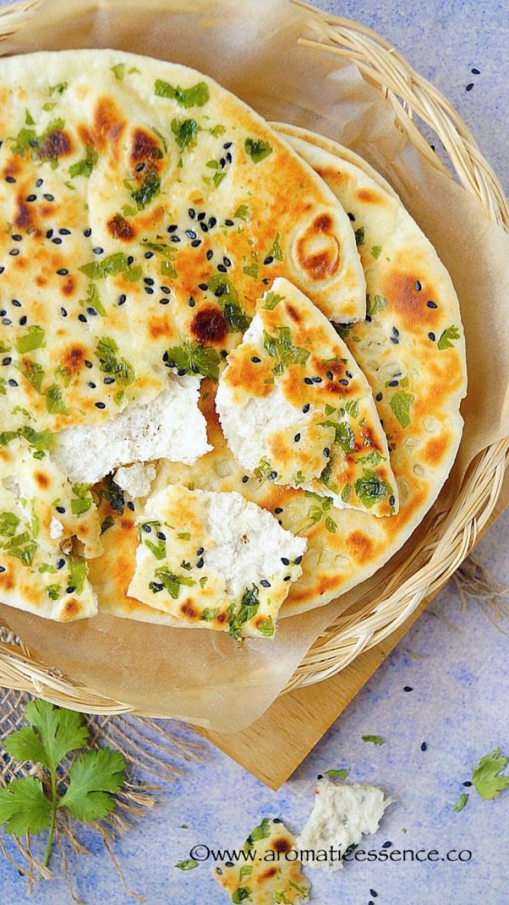 Kulcha, a leavened flatbread, has its origins in North India, in Amritsar to be specific. It is basically made with maida (all purpose flour), yogurt, leavening agents and baked in a tandoor.There isn't much difference between naan & kulcha, except for the leavening agents involved in their respective recipes. Kulchas are mostly stuffed from a gamut of fillings, potato (the most popular one, known as aloo kulcha) to onions to paneer etc. Kulchas and chole, a perfect accompaniment to e...