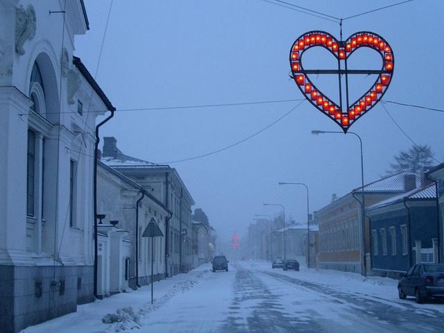 Pietarsaari/Jakobstad, Isokatu/Storgatan... My precious finnish-swede hometown.
