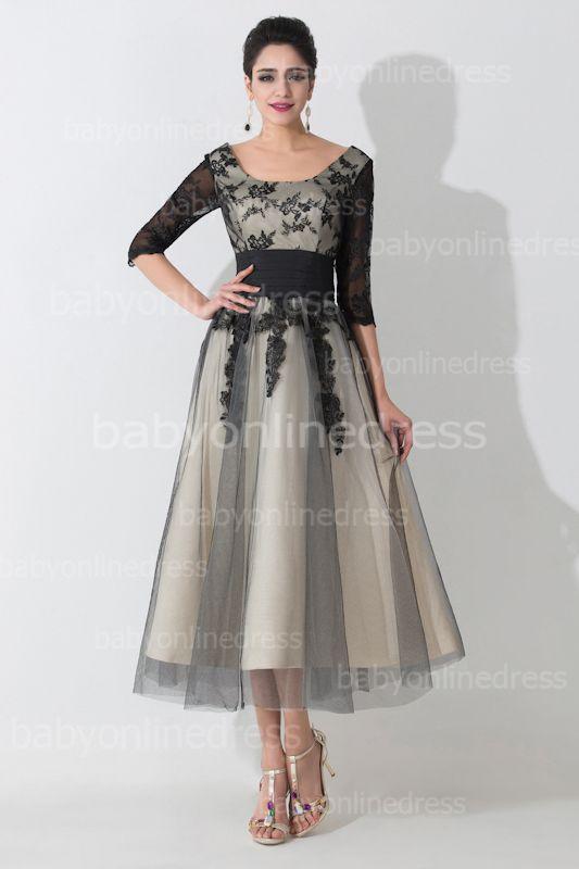 A line prom dresses 3 4