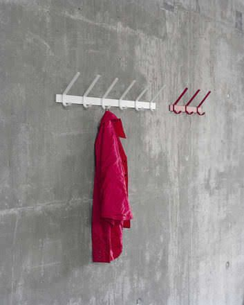 Wall-mounted coat rack / contemporary - FK08 UNI by Ferdinand Kramer - e15
