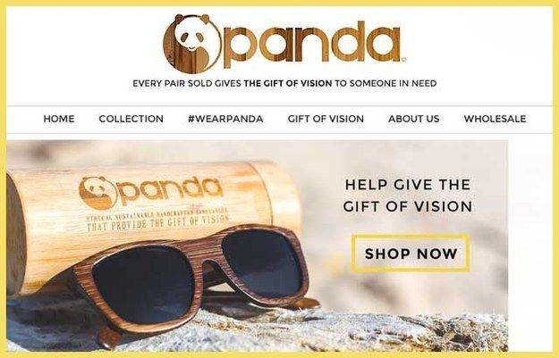 Panda | 23 Charitable Companies That Actually Give Back