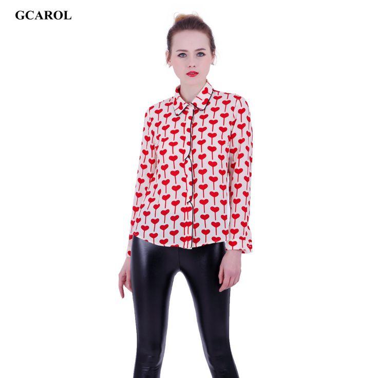 813 best Blouses & Shirts images on Pinterest | Chiffon blouses ...