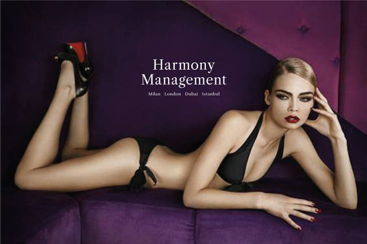 Harmony Management - Branding