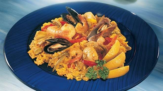 1000 id es sur le th me recette de paella aux de fruits de mer sur pinterest recette de paella. Black Bedroom Furniture Sets. Home Design Ideas