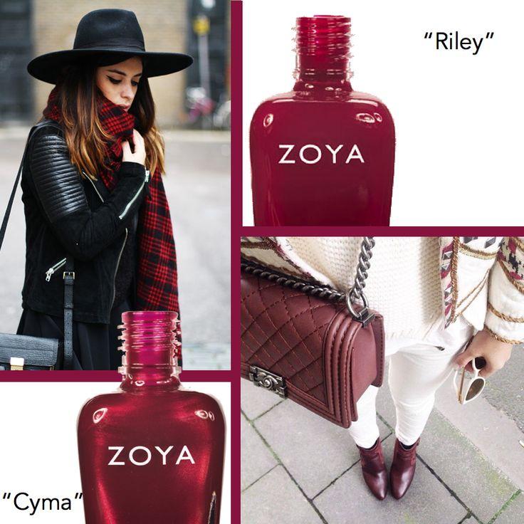 Zoya Riley #zoyaoje #tırnak #nail  #fashion #nailcolors #nailart #moda #shoes #bags #dress #zoyaturkiye #jewerly #kadın #style #jacket #skirt #herveleger #küpe #ayakkabı #elbise